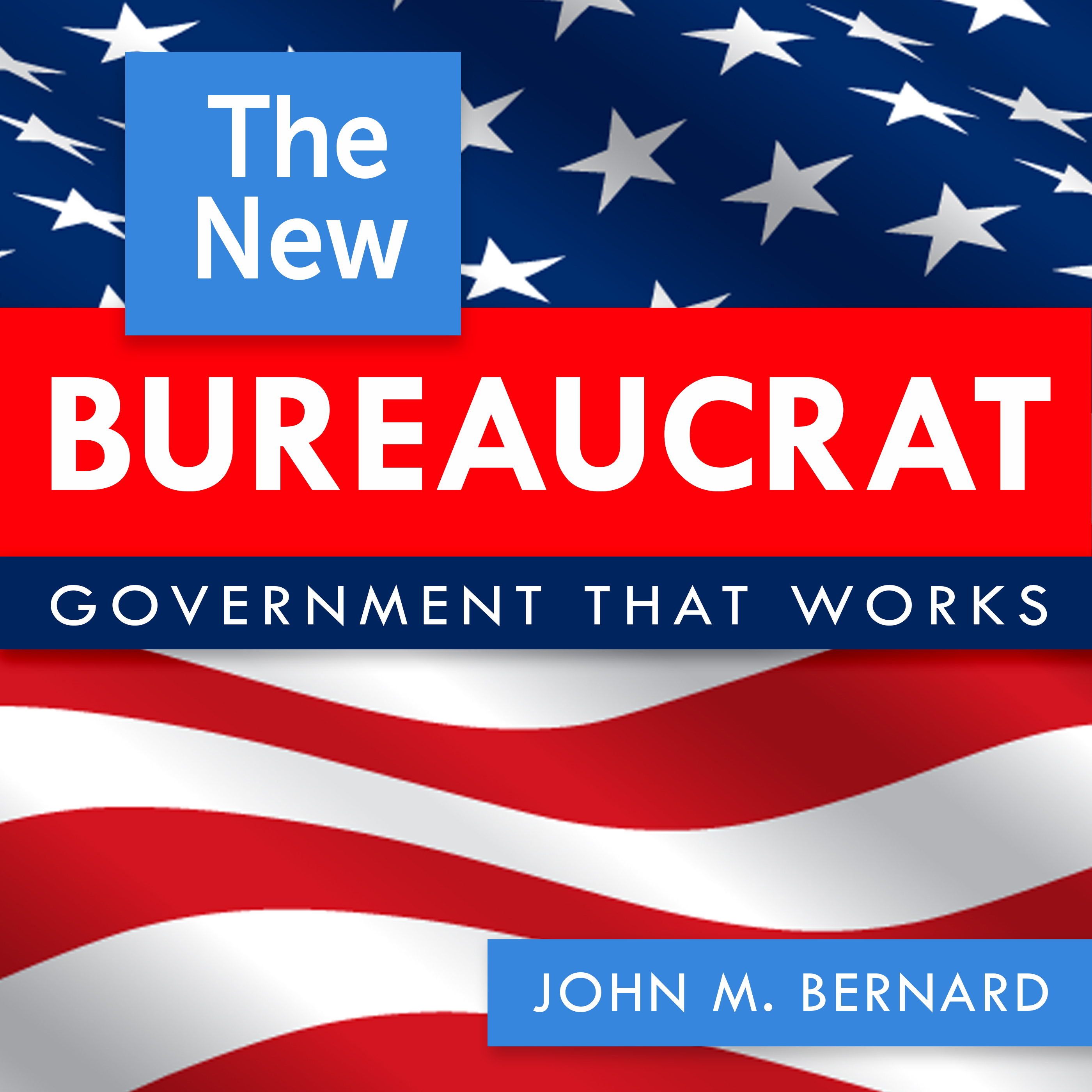 The New Bureaucrat, 1400x1400, NEW