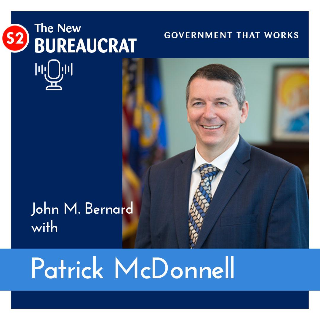 S2, Patrick McDonnell